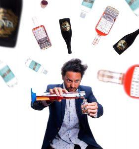 Julián Varea, el cordobés que creó su propia marca de gin y de agua tónica