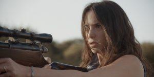 """Guadalupe Docampo: """"El cine de genero es el camino para hablar de temas complejos"""""""