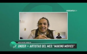"Especial ""Artista del Mes"": Making Movies"