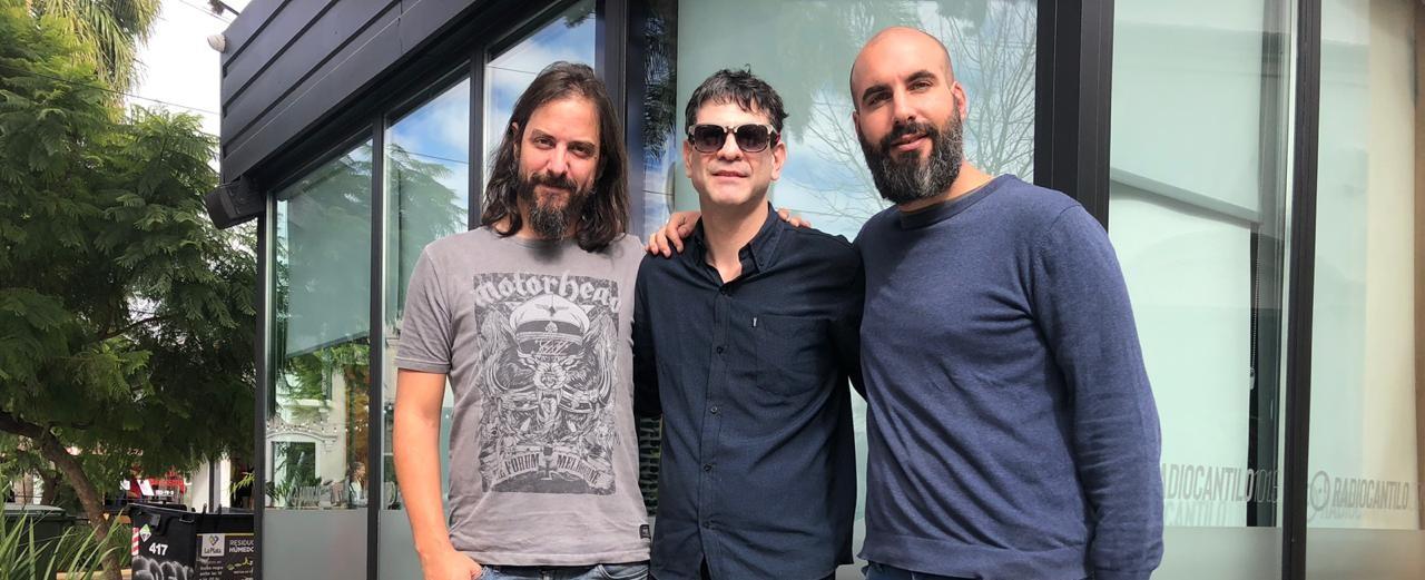 """Toti Iglesias: """"No dejo de ser el pibe que grababa los cassettes"""" - Radio Cantilo"""