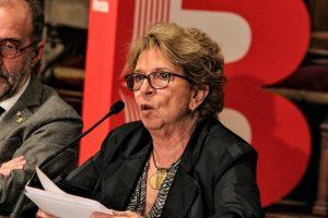 """María Teresa Carbano: """"En la Feria del Libro la gente encuentra un espacio de contacto con la cultura"""""""