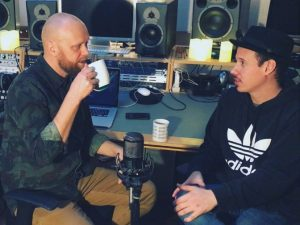 Argentina, Dinamarca y la difusión del hip hop