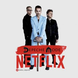 ¿Depeche Mode se une a Netflix?