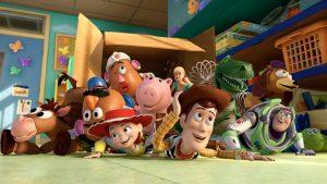 La última caricia de Toy Story