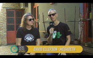 ¡David Ellefson en exclusiva con Radio Cantilo!