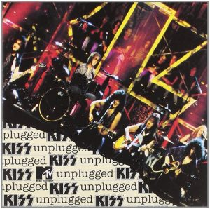 "#DiscosEnCuarentena: ""Kiss MTV Unplugged"""