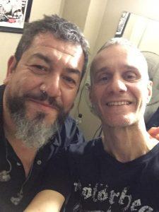 Al Demonio con el Diablo: reviví la entrevista con Walter Meza de Horcas