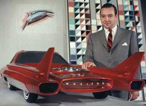 Autos nucleares: el sueño que desvelaba a los diseñadores de los '50