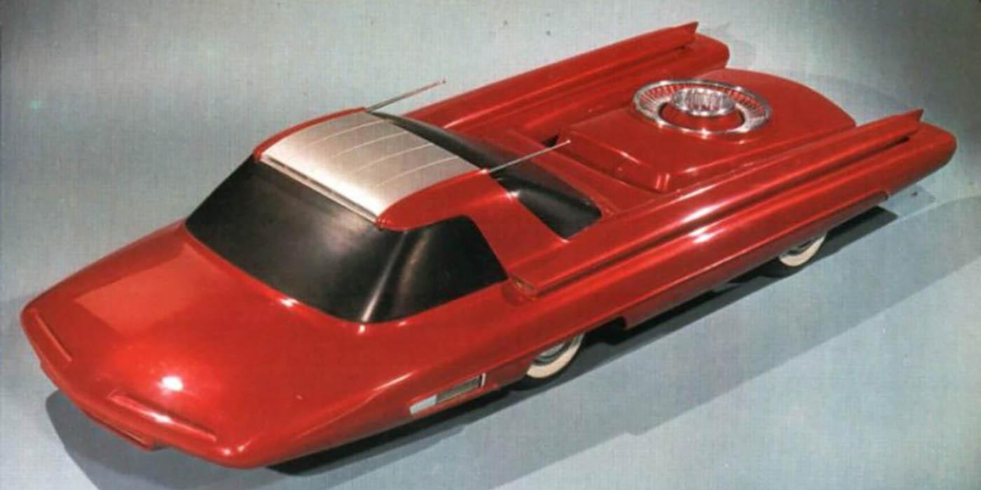 Autos nucleares: el sueño que desvelaba a los diseñadores de los '50 - Radio Cantilo