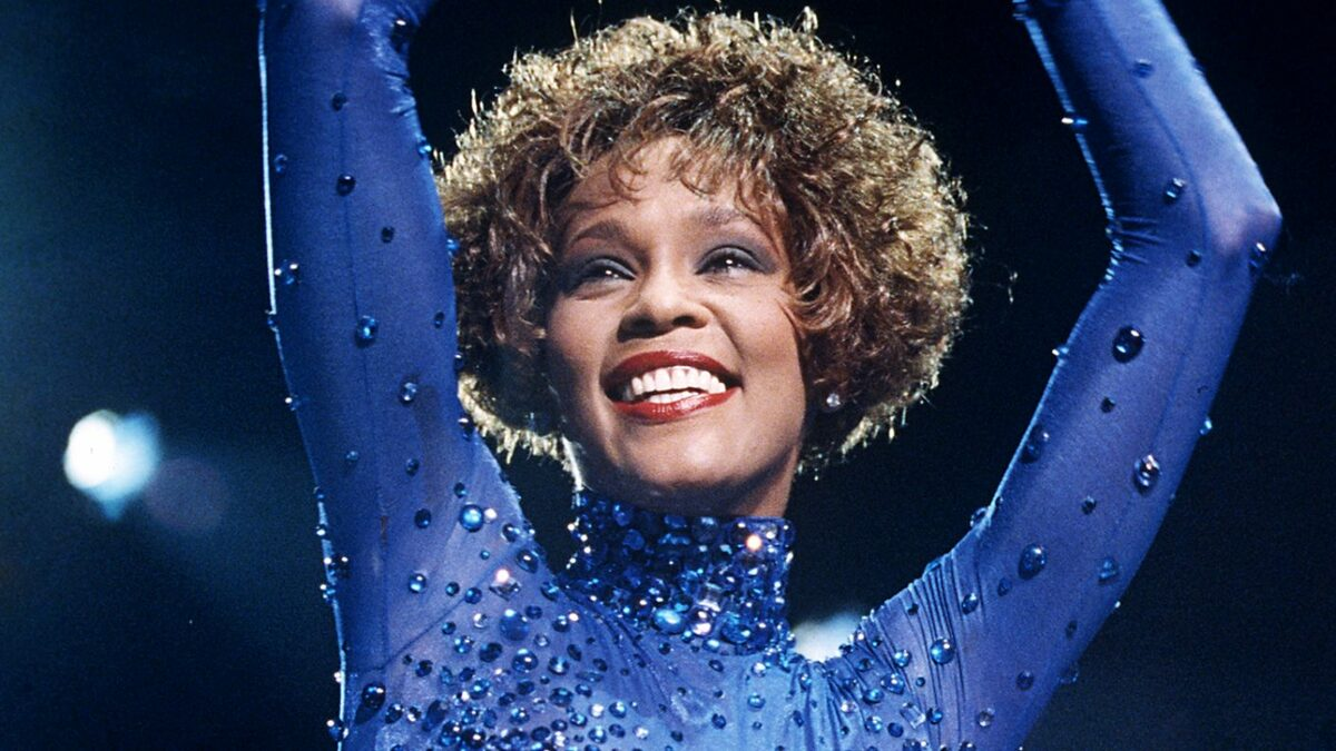 Whitney Houston también tendrá su biopic - Radio Cantilo