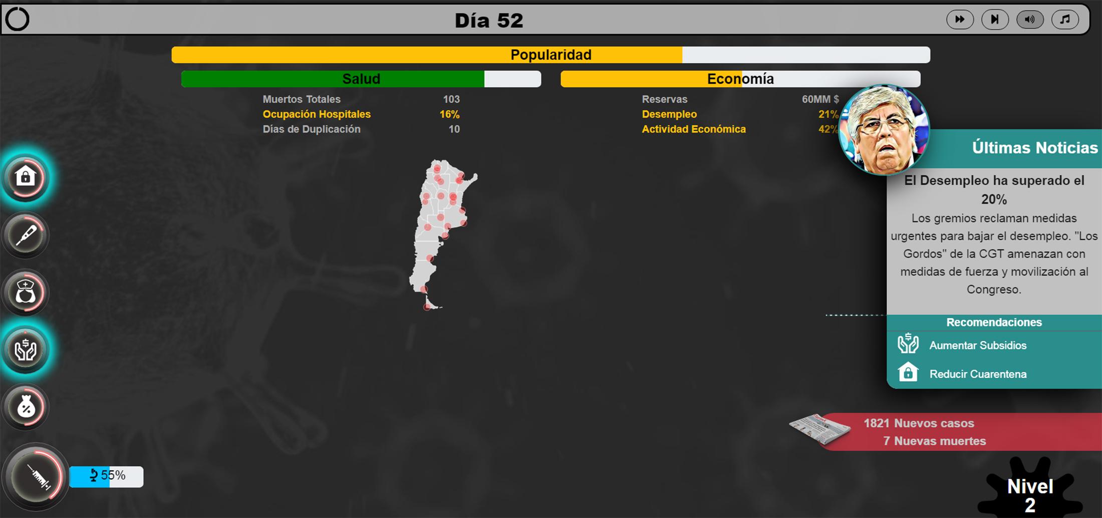 Simpandemic: el videojuego furor de esta cuarentena - Radio Cantilo
