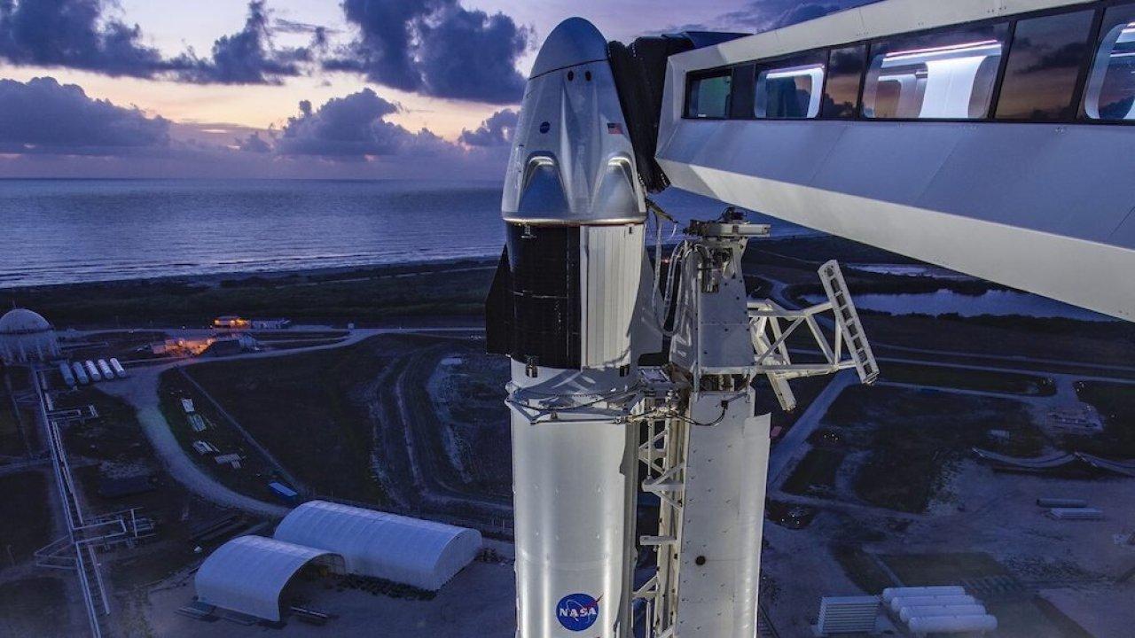 Hacia la nueva carrera espacial: ¿Por qué habrá un antes y un después en la misión de SpaceX? - Radio Cantilo