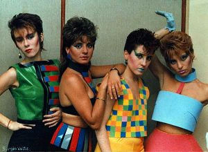 Mavi Díaz, Hilda Lizarazu, Zorrito Von Quintiero y Uki Goñi hablaron del rock de los 80s en DALE