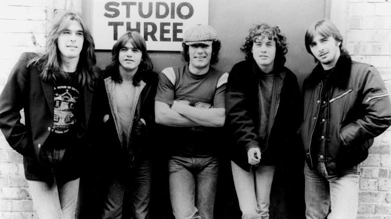 Así fue el debut de Brian Johnson en AC/DC - Radio Cantilo