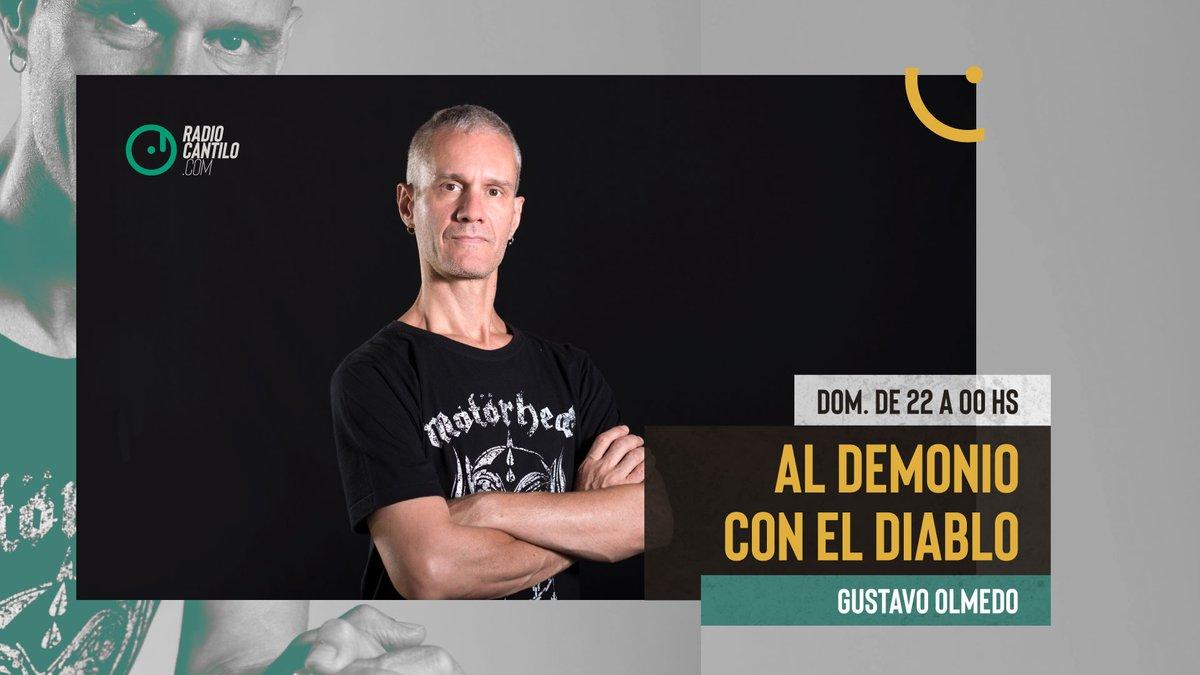 """Al Demonio con el Diablo: reviví la entrevista con """"Corvata"""" Corvalán - Radio Cantilo"""