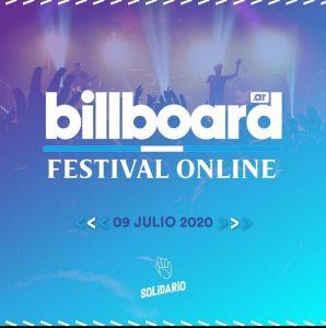 """""""Argentina en la casa"""": conocé el festival online que organiza Billboard Argentina"""