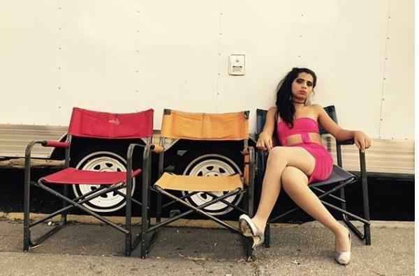 """Luisa Almaguer: """"Como artista trans es mi responsabilidad salir a reclamar un trato de igualdad en los festivales"""" - Radio Cantilo"""