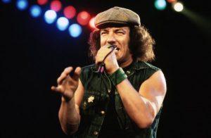 Así fue el debut de Brian Johnson en AC/DC