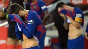 ¿Qué está pasando con el Barça?