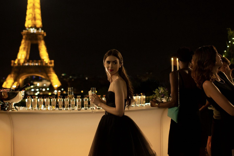Emily in Paris: la serie se estrenará en Netflix - Radio Cantilo