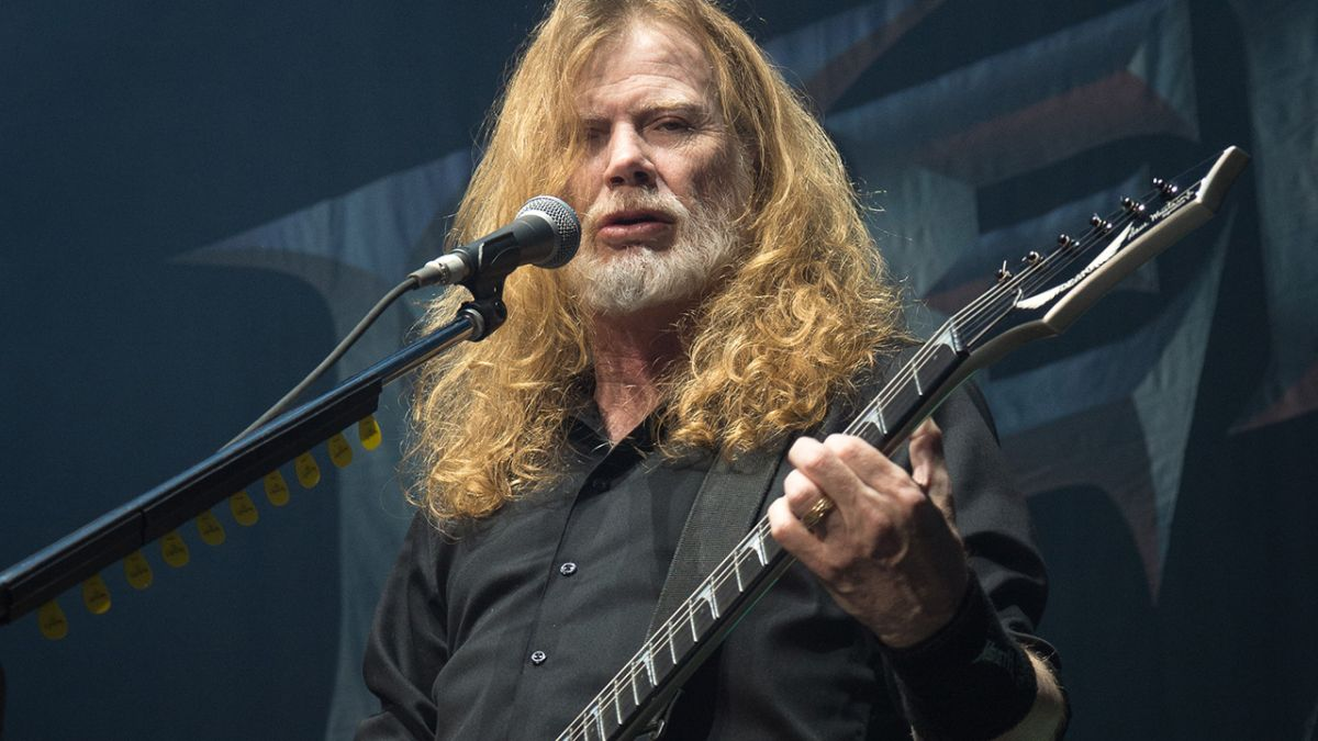 """Dave Mustaine anunció la publicación de un libro sobre """"Rust in Peace"""" - Radio Cantilo"""