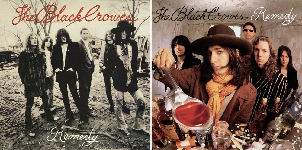 "Desmenuzando el sonido de ""Bad Luck Blue Eyes Goodbye"", de los Black Crowes - Radio Cantilo"