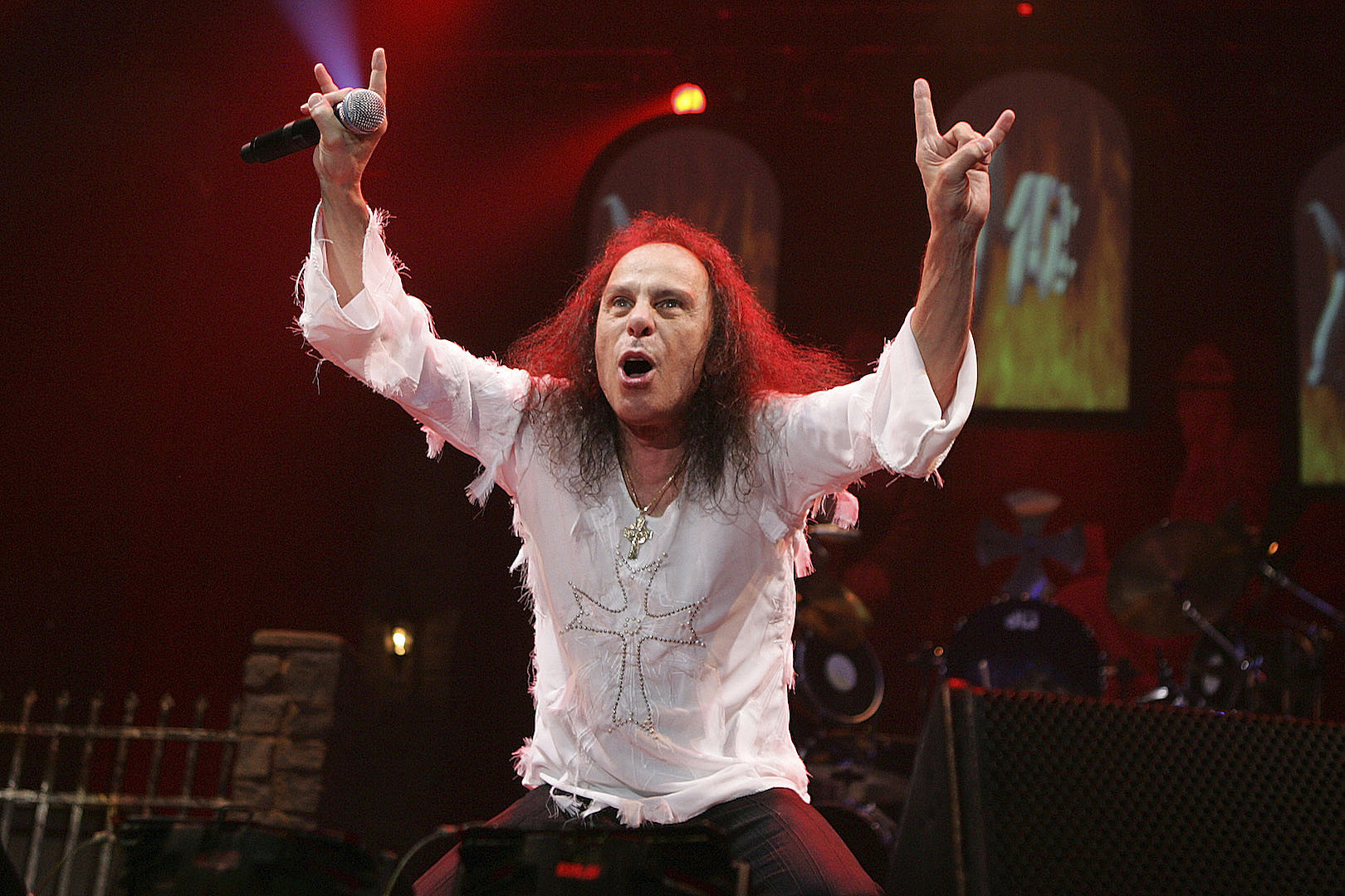 5 canciones para recordar a Ronnie James Dio - Radio Cantilo
