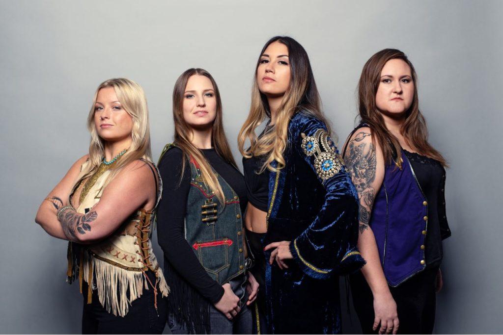 #RockandRolla: conocé a Thundermother - Radio Cantilo