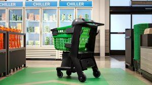 """""""Dash Cart"""", el changuito inteligente de Amazon"""