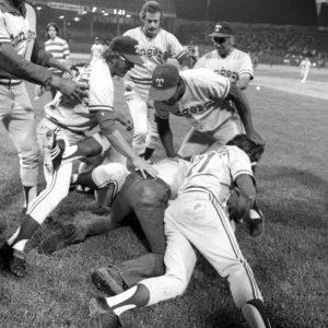 """La """"Noche de la cerveza a 10 centavos"""", la peor idea que hubo en la historia del deporte"""