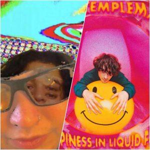 """#PaladarPop: """"I'm Allergic to Dogs!"""" de Remi Wolf + """"Happiness in Liquid Form"""" de Alfie Templeman"""