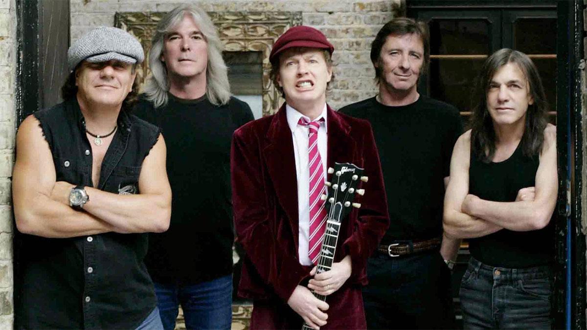 Así será el documental que AC/DC planea por los 40 años de Back in Black - Radio Cantilo
