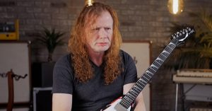 """Dave Mustaine anunció la publicación de un libro sobre """"Rust in Peace"""""""