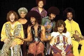 Los ´60 y las bandas rupturistas: Sly and the Family Stone - Radio Cantilo