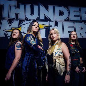 #RockandRolla: conocé a Thundermother